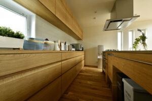 橿原市_上質な暮らしの家_キッチン