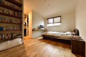 橿原市_上質な暮らしの家_寝室