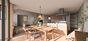 マイ工務店「朱雀に佇む30畳LDKの家」完成見学会イメージ