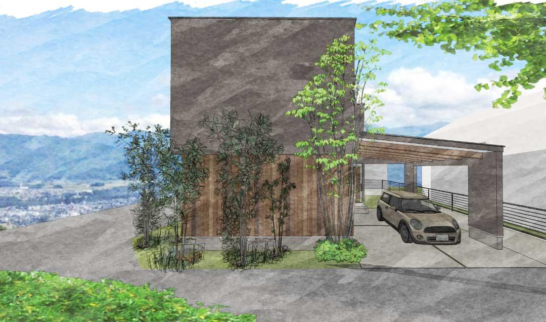 2021年11月20日完成見学会「天理の家」